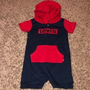 NWOT Kids Levi's Onsie